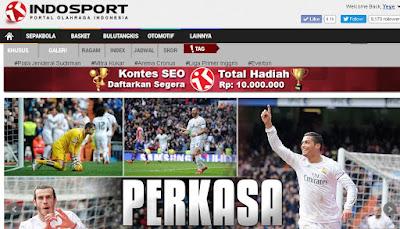 Indosport.com, Berita Olahraga Terbaru dan Terlengkap di Indonesia
