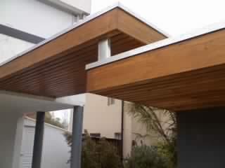 Zinka techos techo para parrilla exterior barrio santa for Terminaciones de techos interiores