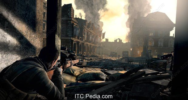 sniper elite v2 pc free download