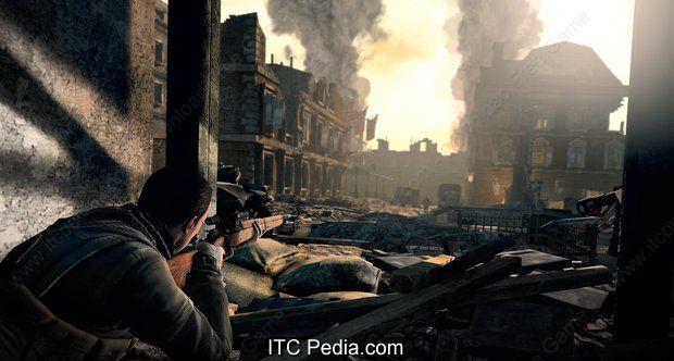 sniper elite v2 pc free download