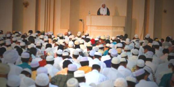 Contoh Khutbah Kedua Singkat Idul Fitri