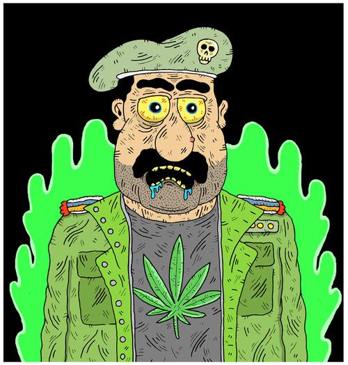 Stoned Saddam - VICE