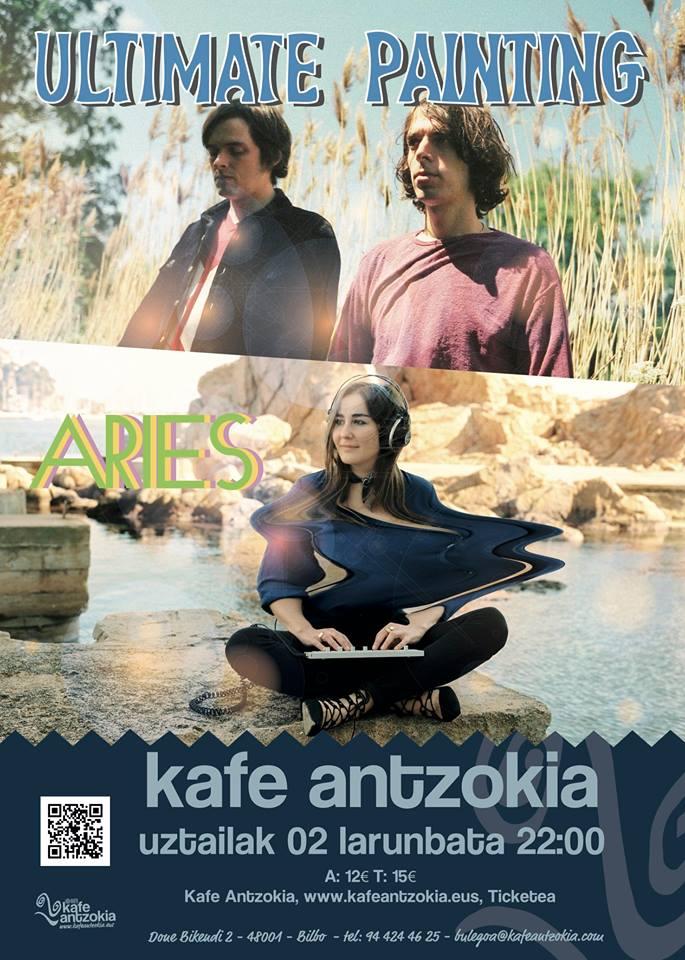 RECOMENDACIÓN!!! - 02/07/16<br> Kafe Antzokia - Bilbao