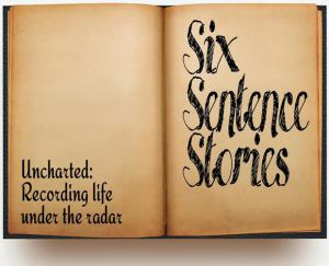 https://unchartedblogdotorg.wordpress.com/2015/06/18/welcome-back-to-six-sentence-stories/