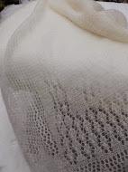 Winterbruid, gebreidesjaals heeft diverse sjaals.