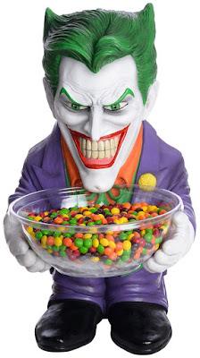 Joker Candy Bowl Halloween