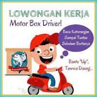 Lowongan Kerja Motor Box Driver di Makassar