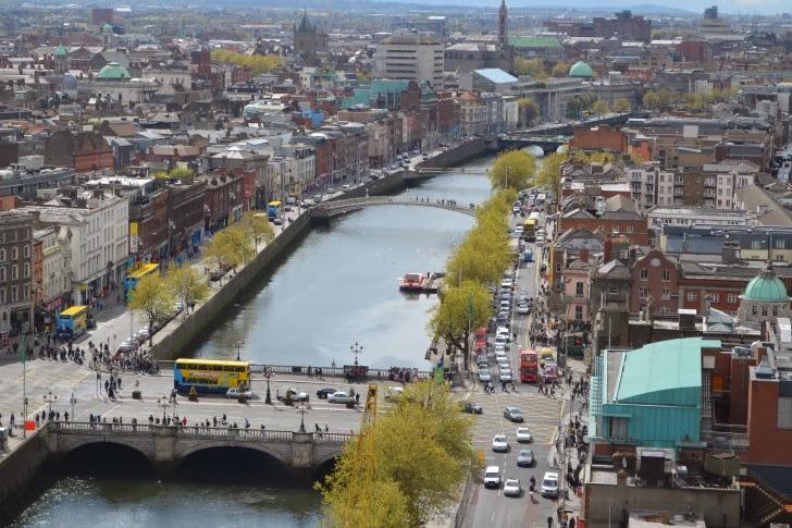愛爾蘭都柏林市
