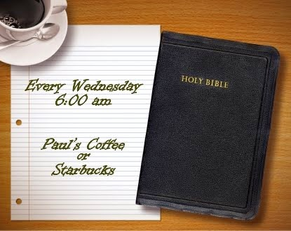 coffee and scripture
