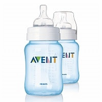 AVENT BLUE TWIN PACK