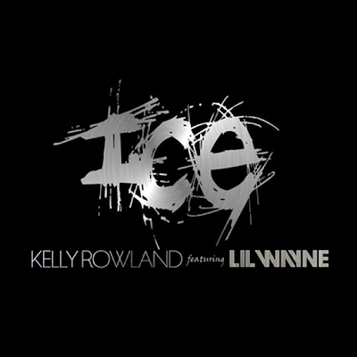 kelly rowland feat lil wayne ice single cover