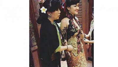 Baju Kebaya Wisuda Terbaru Desain Modern Anne Avantie