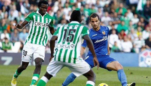 Valencia vs Real Betis en vivo
