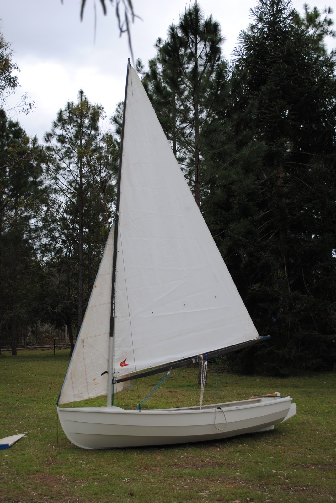 rig 100 small boat