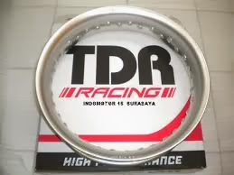 Daftar Harga Velg Motor TDR