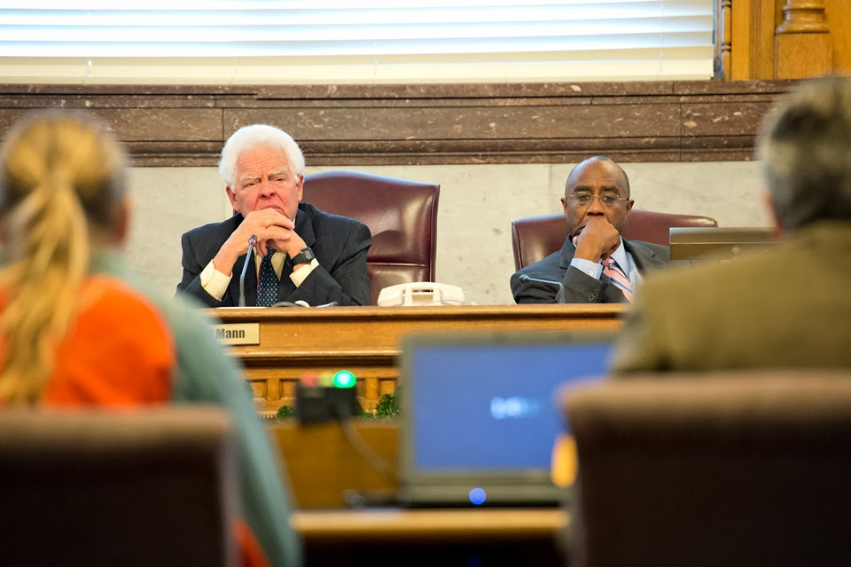 Cincinnati City Council; City Hall; Streetcar; Politics; David Mann; Charlie Winburn