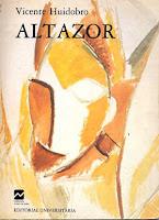 Altazor (Vicente Huidobro, 1931)