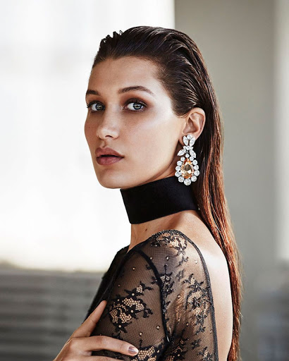 Bella Hadid sexy photos S Moda Magazine Spain December 2015