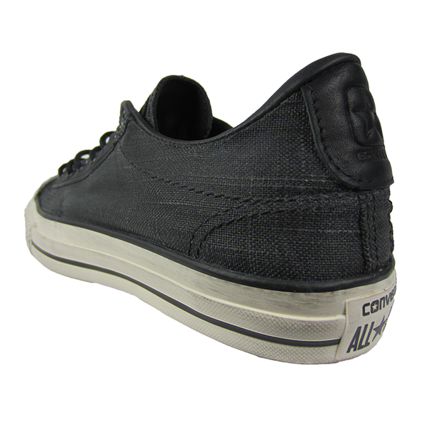 the best attitude 1e581 d28df Converse John Varvatos Chuck Taylor All Star Vintage Slip Ox. Black Turtle.  150179C
