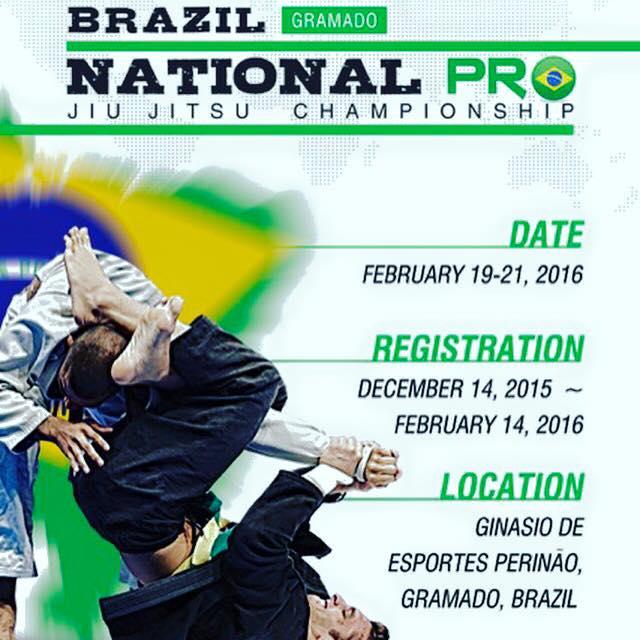 Brazil National Pro Gramado