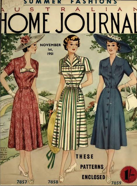 Australian Home Journal 1st November 1951
