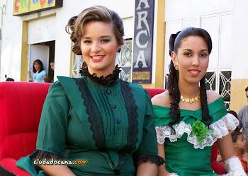 Mujeres ocañeras