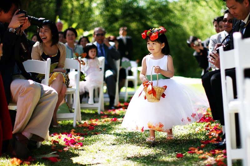 The open space or an outdoor wedding venue is a very good option for your