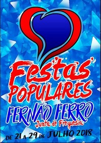 Fernão Ferro(Seixal)- Festas Populares 2018