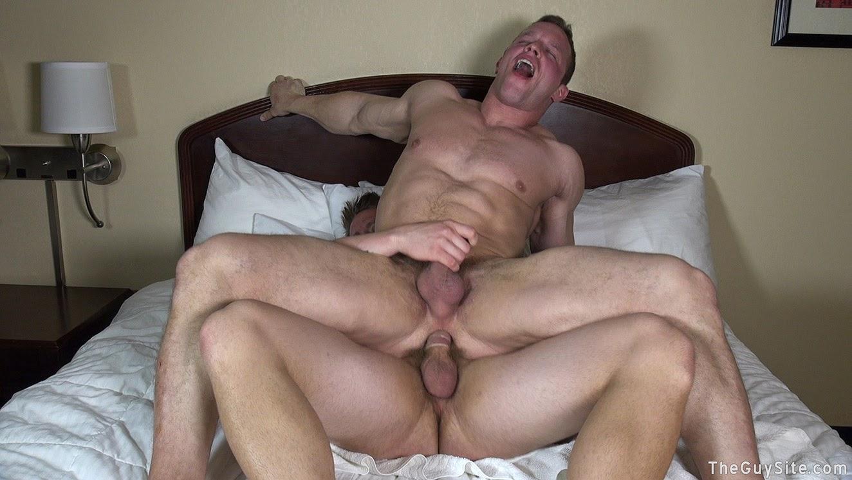 naked men taking a crap