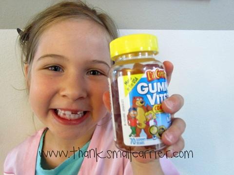 kids' vitamins