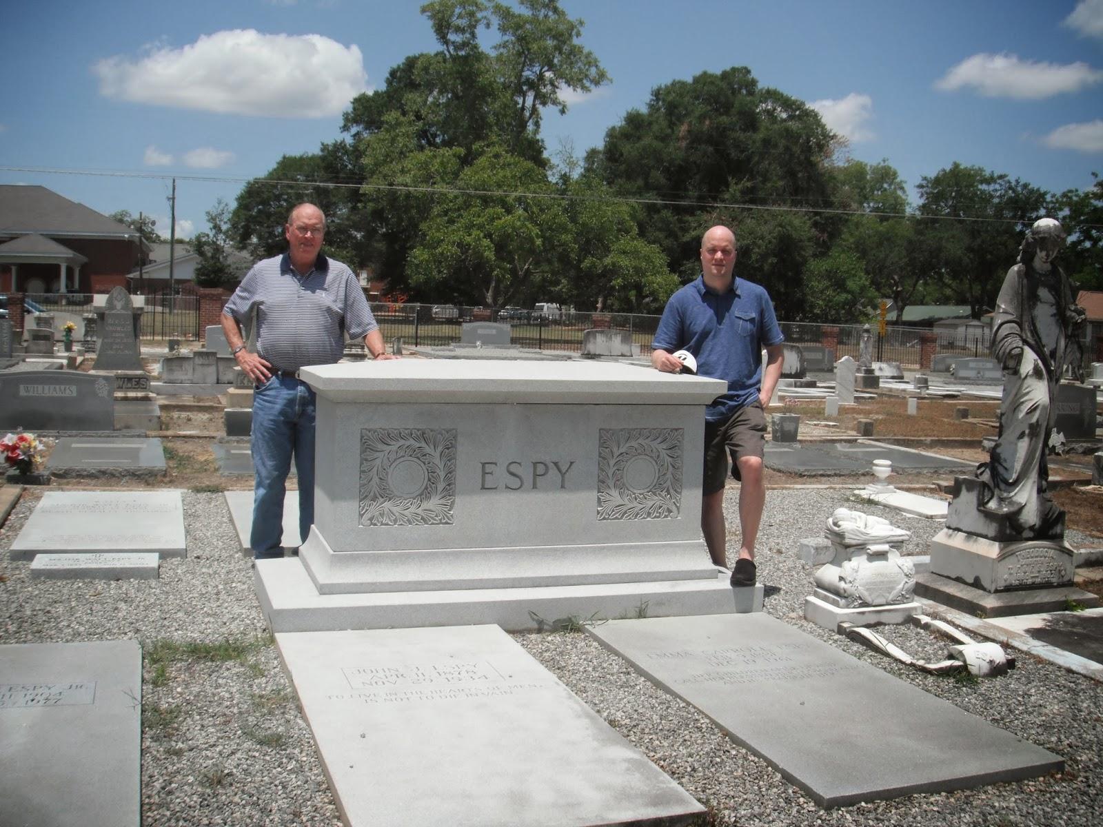 Cemetery Stroll w/ Dad