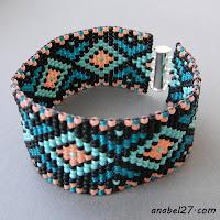 схемы бисероплетение станочное ткачество орнаменты браслеты