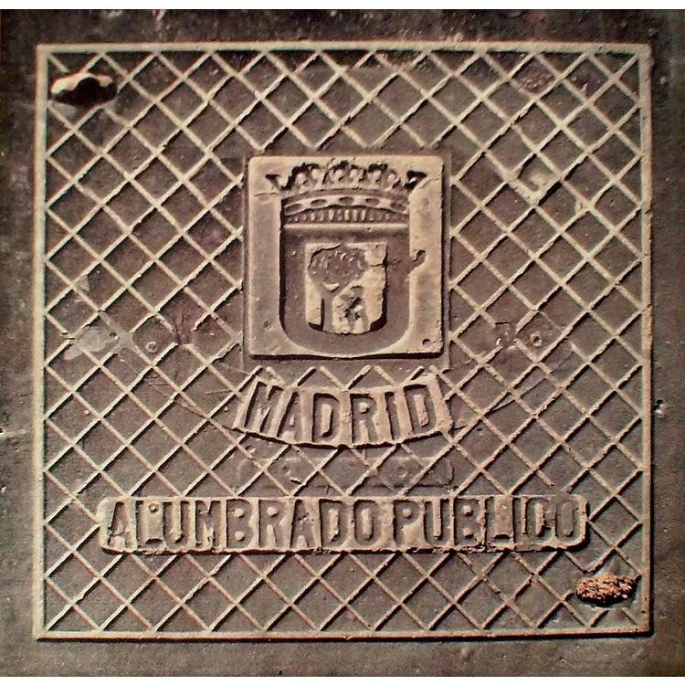 Felpudo Alcantarilla de Madrid