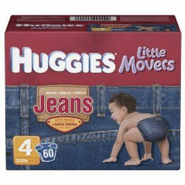 Huggies Diaper Jeans