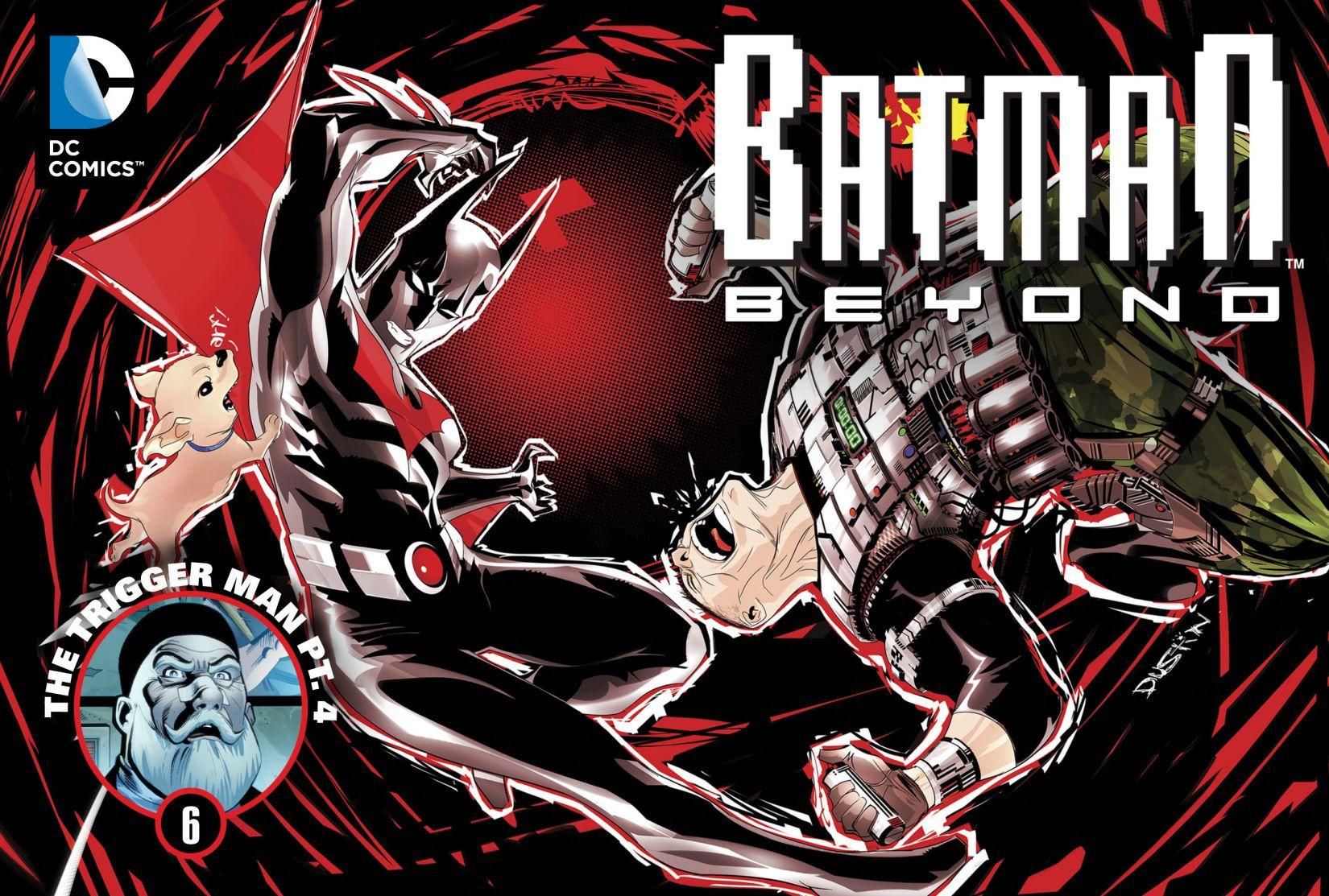 Batman Beyond (2012) Issue #6 #6 - English 1
