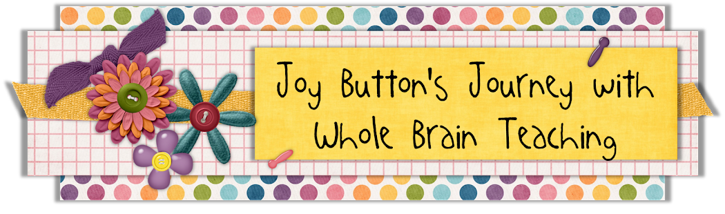 Joy Button's Amazing Journey with WBT