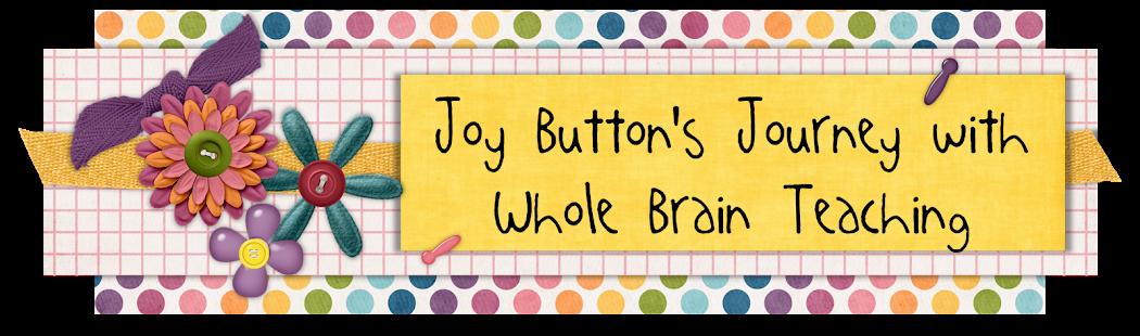 Joy Button's Amazing Journey with WBT