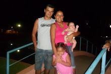 Minha família, a maior benção de Deus em minha vida, tbém foi eu quem fiz...