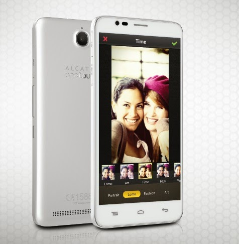 Alcatel Flash Android Smartphone Rs.9999