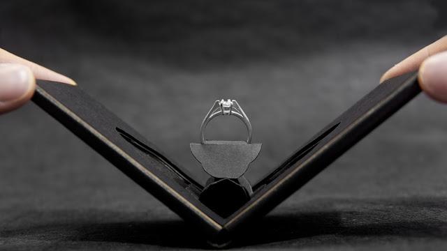 9 Fun Ways To Hide Diamond Engagement Rings
