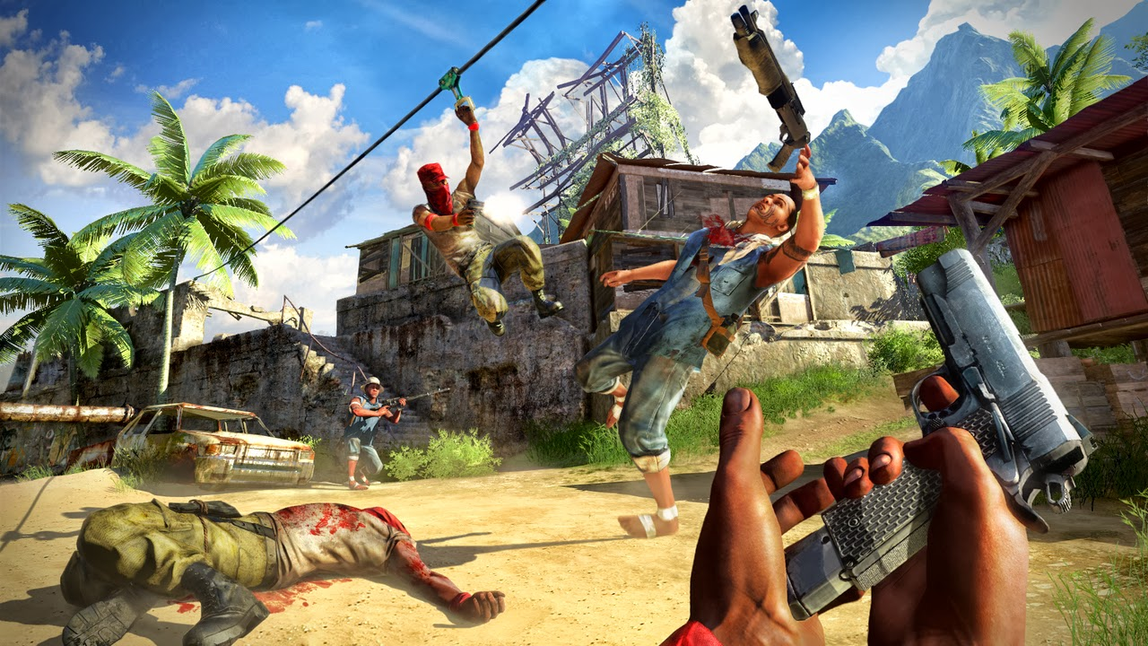 far cry 3 reloaded Archives