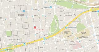 Poker sanguches mapa ubicación