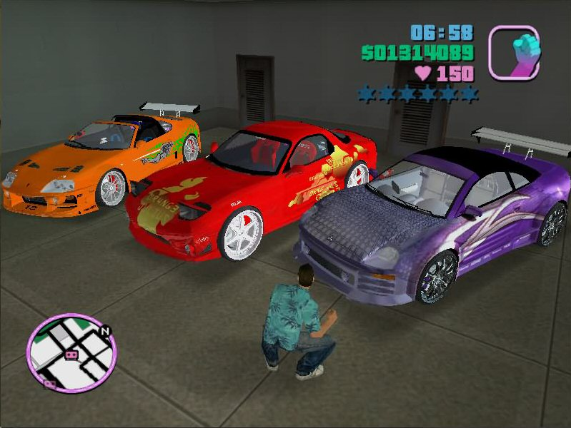 Grand theft auto: (gta) vice city ultimate vice city mod full version