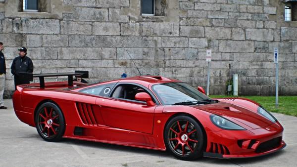 Mobil Sport Terbaik di Dunia - Saleen S7 Twin Turbo