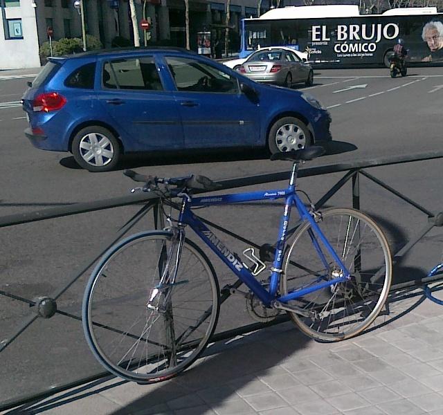 La cueva de mayrena la bici azul - La bici azul ...