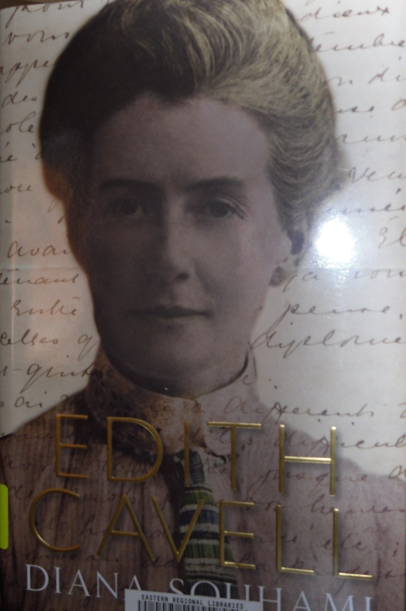 edith cavell Faith and sacrifice – an irishman's diary on edith cavell centenary of execution  of nurse mon, oct 12, 2015, 01:01 ronan mcgreevy.