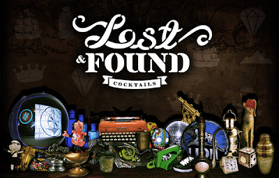 Lost and Found Cocktail bar in Balham