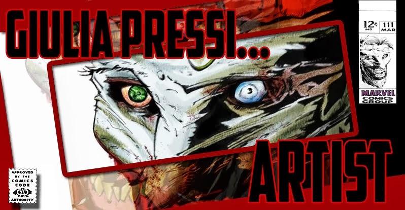 Giulia Pressi artist