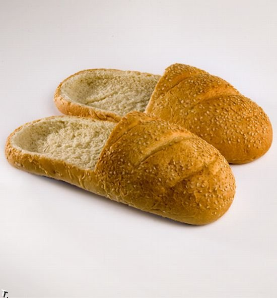 Pantuflas hechas con pan quiero m s dise o for Things to make out of a loved one s clothing