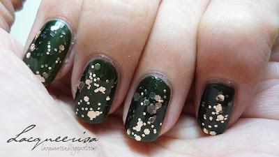 Dabbed Method - Glitters